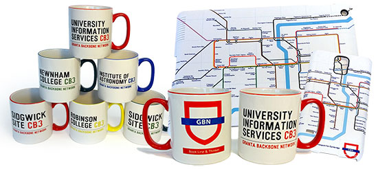 GBN mugs, phone and tablet cases are available to order. Click image for details.