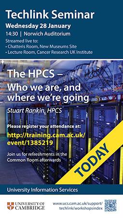 HPC Techlink Seminar