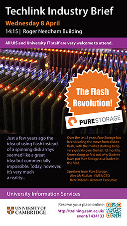 The Flash Revolution, Techlink Industry Brief