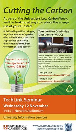 Techlink seminars