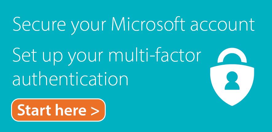 Set up your multi-factor authentication